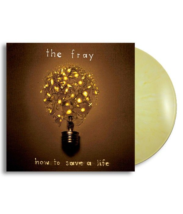 The Fray How To Save A Life Limited Edition 2xlp Vinyl The Fray Vinyl Pop Rock Songs