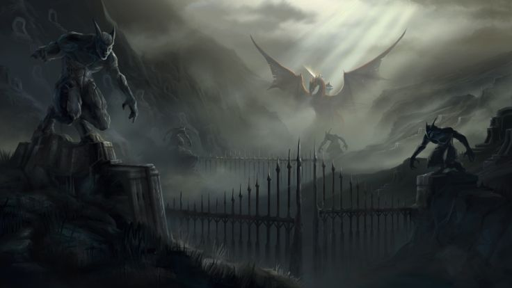 FALLEN ENCHANTRESS fantasy (3)