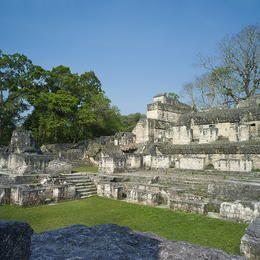 Parque Nacional de Tikal. Civilização Maia. Departamento de El Petén, Guatemala. Patrimônio Mundial da Humanidade/UNESCO.  Fotografia: ©Ko Hon Chiu Vincent.