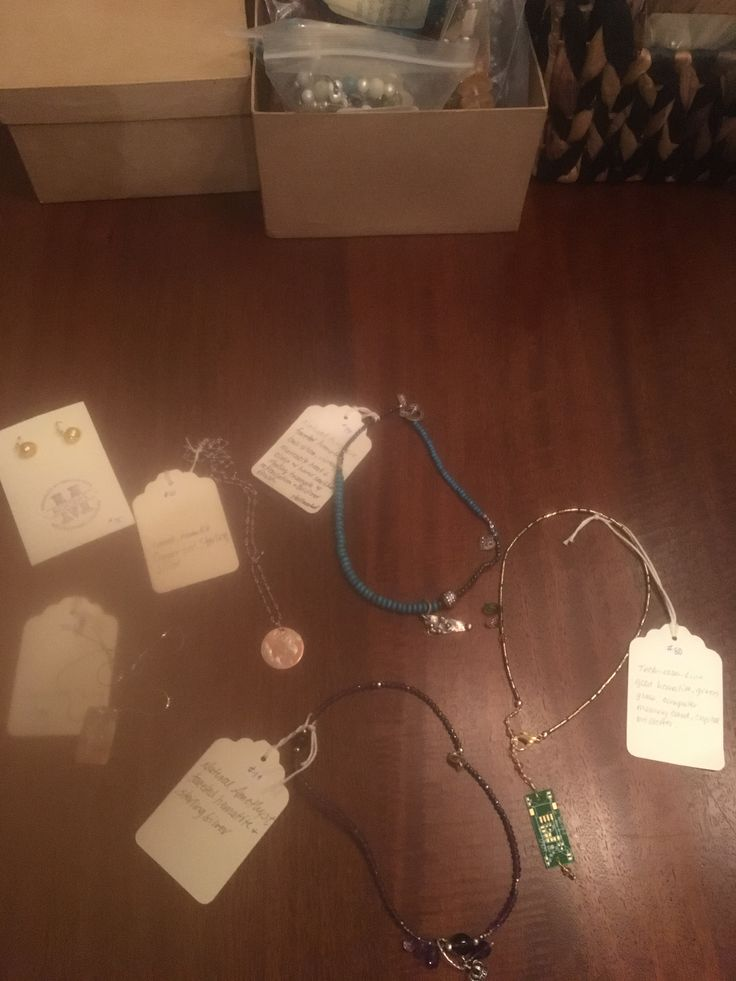 Memory chip card w gold and crystals, turquoise w vintage marquisate Heart and clasp and hand made oxidized sterling drop.