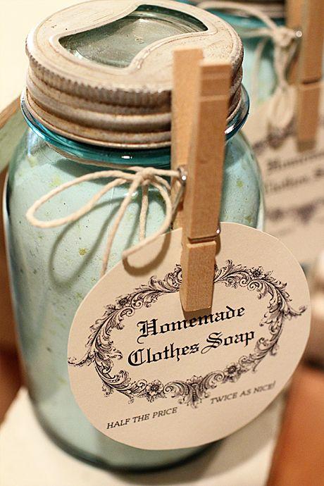 laundry-soap-homemeade