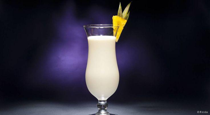La recette du Cocktail Pina Colada