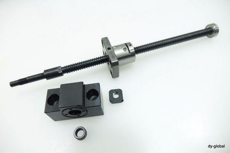 ISSOKU GTR0802+208LC5+EK6+696ZZ C5 Accuracy Miniature Ball Screw BSC-I-340=Y103 #ISSOKU