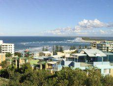 Seafarer Chase Apartments - Top Floor Apartment View - Caloundra Sunshine Coast Accommodation