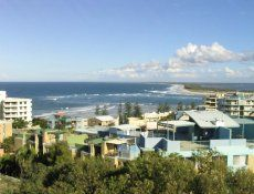 Seafarer Chase Apartments - Top Floor Apartment View - Caloundra Sunshine Coast Accommodation