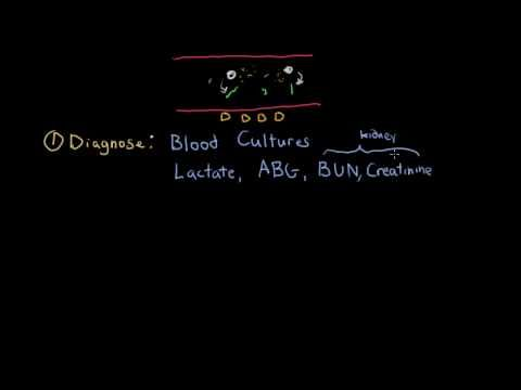 Septic Shock: Diagnosis and Treatment - YouTube