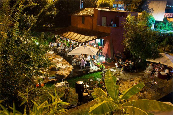 La Maisonnette Ristrot Via Giacinto Pullino, 103 • Roma -  Ristorante a Garbatella che vanta una bellissima location e una cucina imperniata su poche e curatissime portate, sia di carne che di pesce.