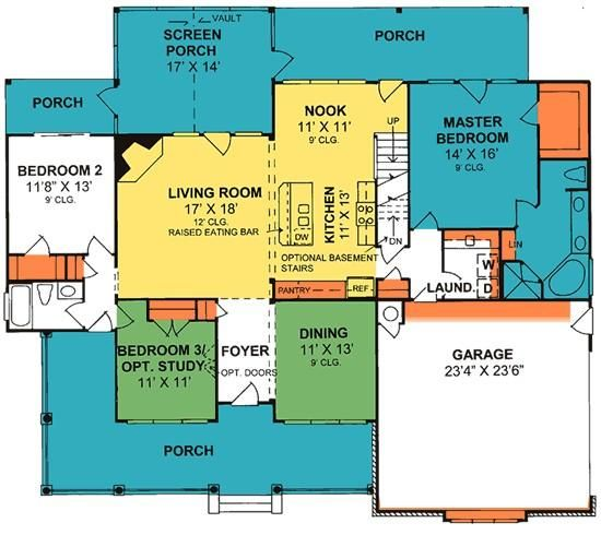 67 best images about 1800 to 2500 sq ft floor plans on for 10 x 18 square feet