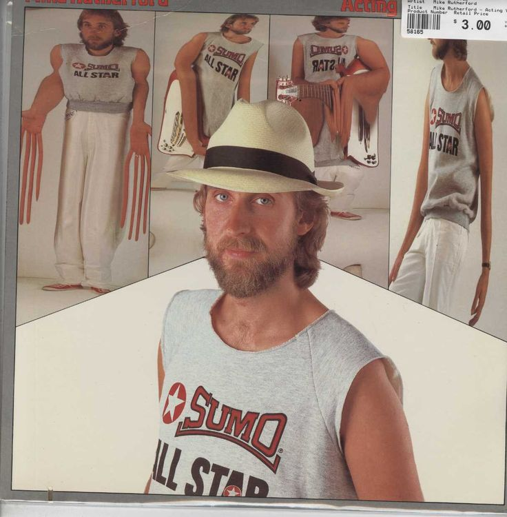 Mike Rutherford - Acting Very Strange