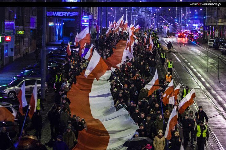 Marsz Pamięci Żołnierzy Wyklętych #pamięć #pamiec #zolnierze #wykleci