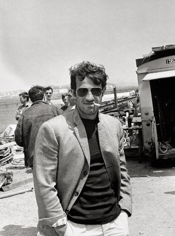 363 best images about celebs jean paul belmondo on for Jean luc dujardin
