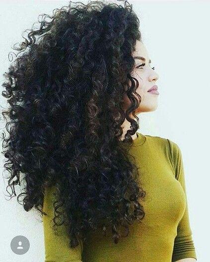 My dream curls and hair length