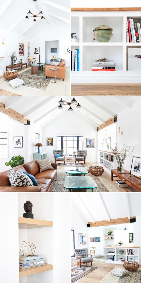 Eclectic Los Angeles Bungalow with a Little Something for Everyone - Style Me Pretty Living