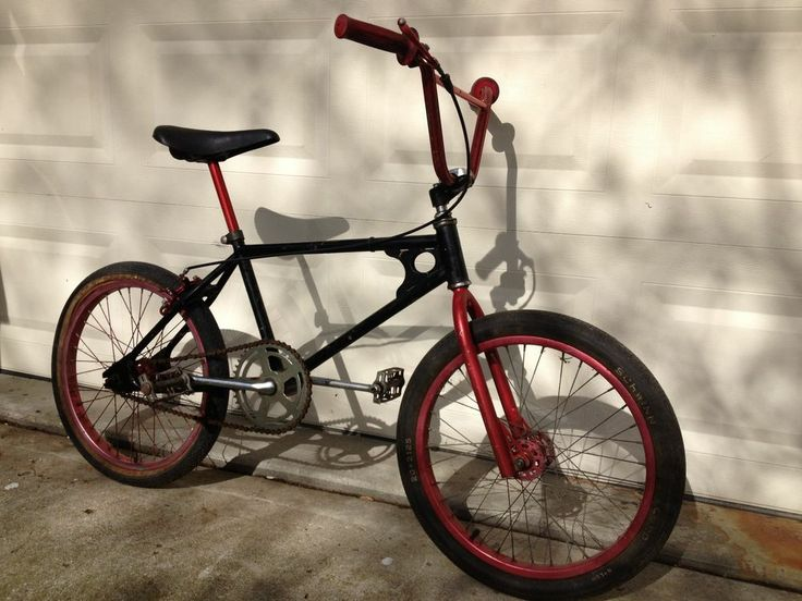 Rare 1970s Webco Ultimate Oval Gusset Looptail Chromoly Bmx