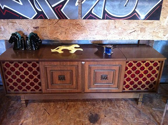 amazing stereo 1970's $225 pacificjunctionshop@gmail.com