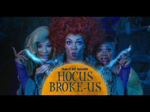 This Trap Parody Of 'Hocus Pocus' Is Everything You Need This Halloween (Video)