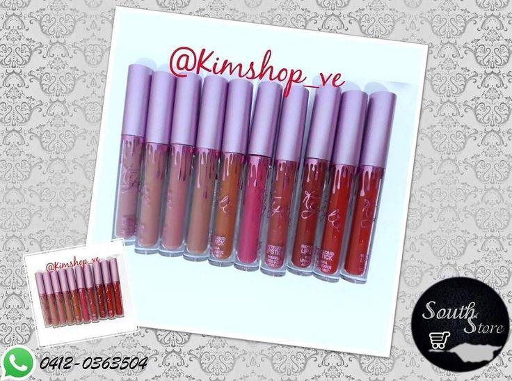 Disponible  Labiales Kylie, mate de larga duración . [ Tonos: 22, Ginger, Dolce K, Ture Brown, Maliboo, Candy K, Mary Jo ] ·  Envíos a nivel Nacional ·  Entregas personales C.C. Villa Center · Solicita precio y realiza tu pedido al Direct o Whatsapp 0412-0363504 ⏰It is time to buy! ��  #makeup #instamakeup  #cosmetic #cosmetics #fashion #eyeshadow #lipstick #gloss #SanFernando #Apure #Tienda #Maquillaje #Mujer #SouthStoreApure  Fotografía cortesía de : @kimshop_ve…