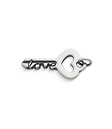 James Avery The Key to Love Pendant #Dillards
