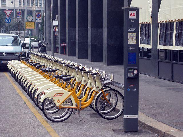 BikeMi (Milan, Italy)