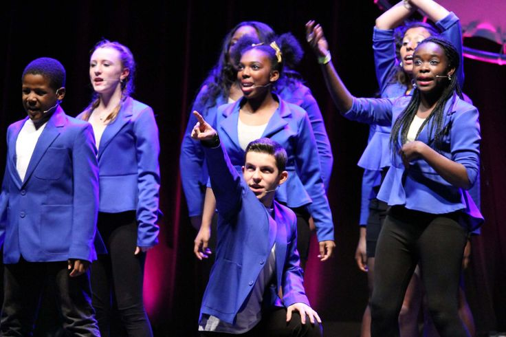 The Big Final of Jack Petchey Glee Club Challenge - The Real Deal