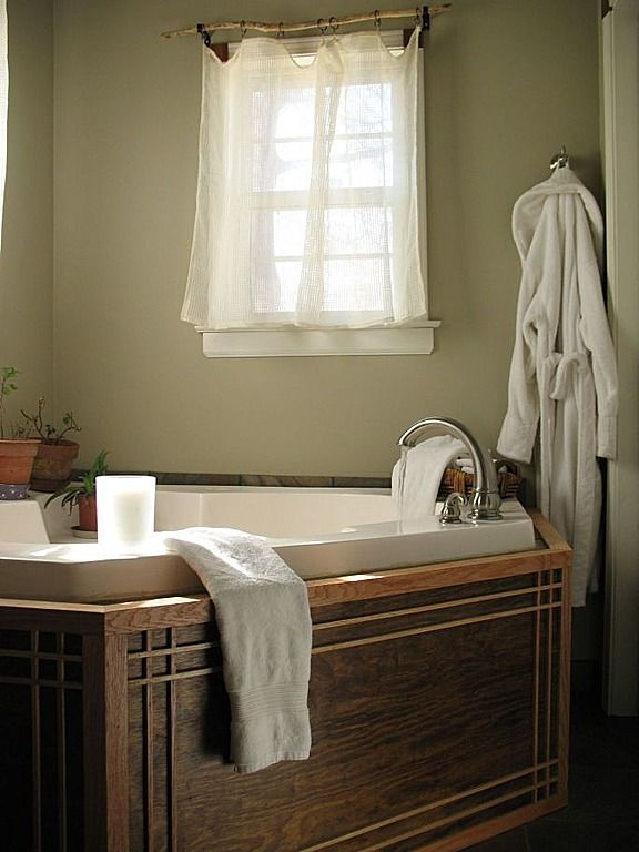 94 Best Images About Arts Amp Crafts Bathrooms On Pinterest