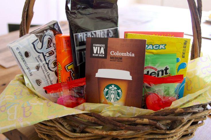 For Labor & Delivery- Nurses' Gift Basket