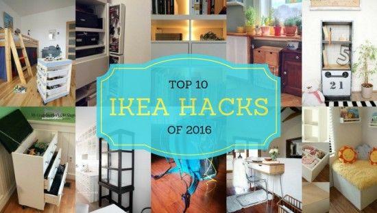 The Top 10 IKEA hacks of 2016 | IKEA Hackers | Bloglovin'