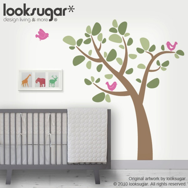 Best Best Tree Wall Sticker Images On Pinterest Tree Wall - How to put up a tree wall decal
