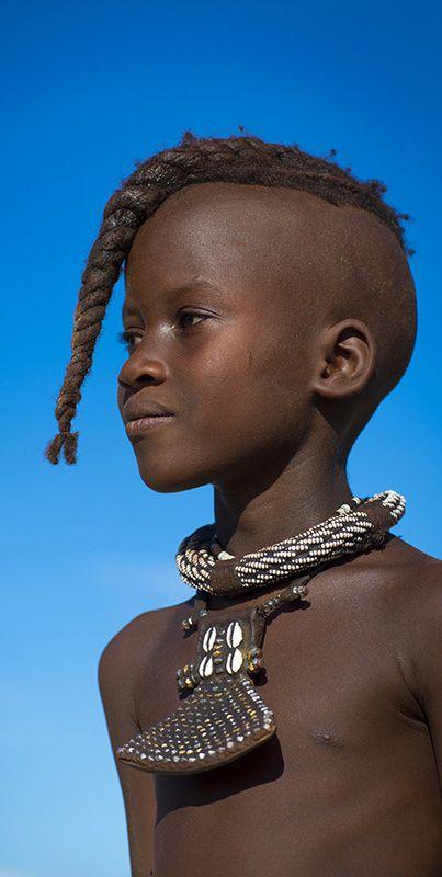 Himba People, Tribal People, Eric