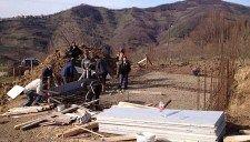 Çökele Cemevi'nin temeli atıldı | İmecemiz ::.