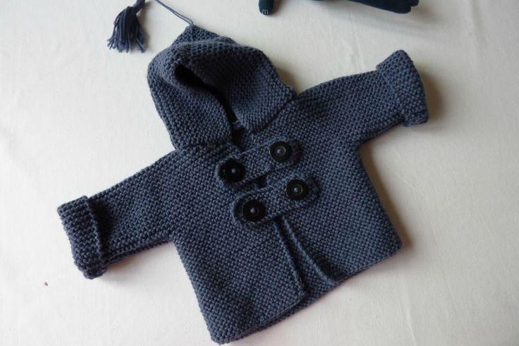 Une veste moelleusse, douce et chaude. Idéale pour accompagner les grands frères à l'école en ce mois de septembre. ★ Mixe entre...