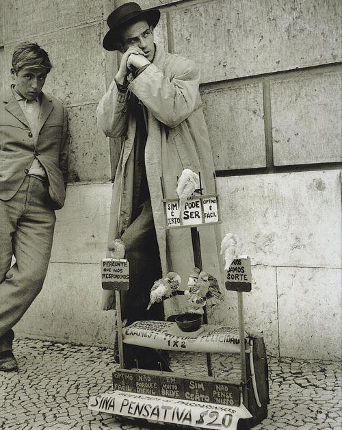 Eduardo Gageiro - A Sina Pensativa, Portugal, 1960