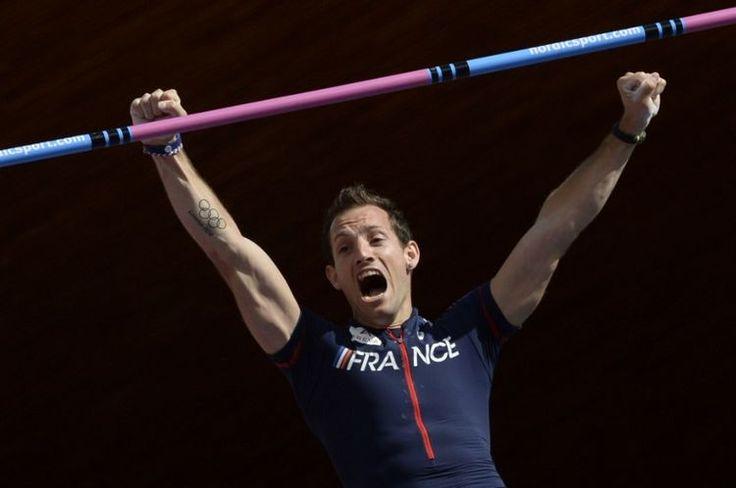 Renaud Lavillenie en cinq sauts victorieux