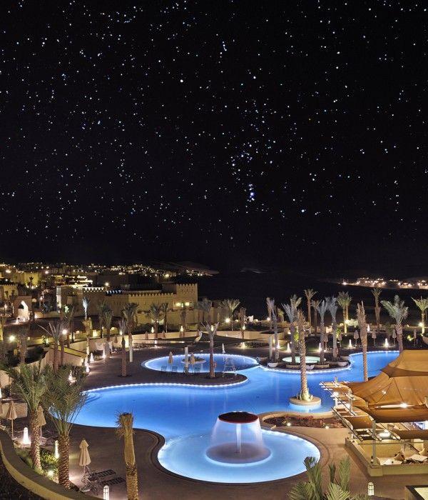 Qasr Al Sarab Desert Resort - Abu Dhabi #Jetsetter: Resorts, Abudhabi, Abu Dhabi, United Arab Emirates, Sarab Desert, Deserts