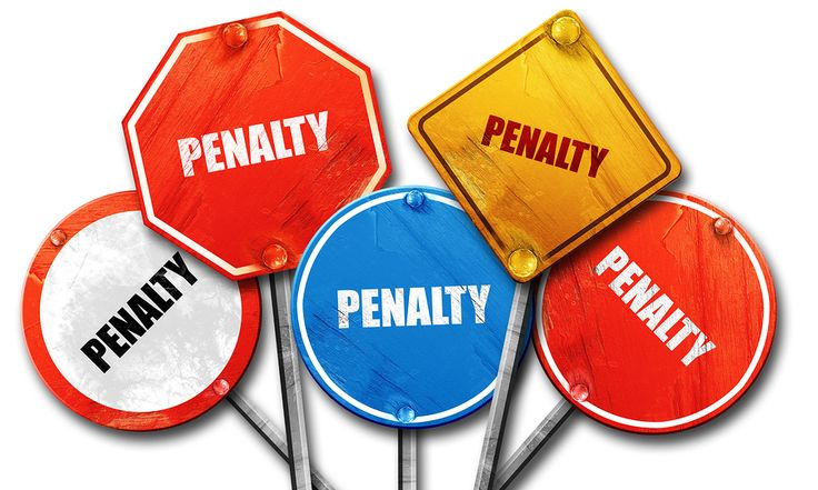 Commonly encountered tax penalties ...  #taxpenalties #strategictaxresolution #tax #filingfee #penality   1- UNDERPAYMENT OF ESTIMATED TAXES AND WITHHOLDING   2- LATE PAYING PENALTY   3- LATE FILING FEE  4- NEGLIGENCE-  5.Missing ID Number