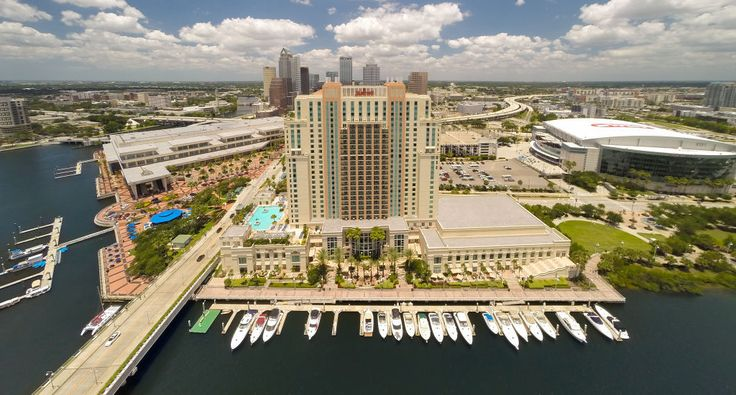 Tampa Marriott Waterside Hotel & Marina | FL 33602