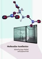 """""""Molecular aesthetics"""" edited by Peter Weibel and Ljiljana Fruk Thanks to advances in molecular science and microscopy, we can visualize matter on a nanoscale, and structures not visible to the naked eye can be visualized and characterized. The fact that technology allows us to transcend the limits of natural perception and see what was previously unseeable creates a new dimension of aesthetic experience and practice: molecular aesthetics. #novetatsfiq"""