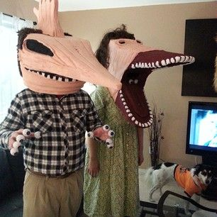 41 Two-Person Costumes That Will Up Your Halloween Game