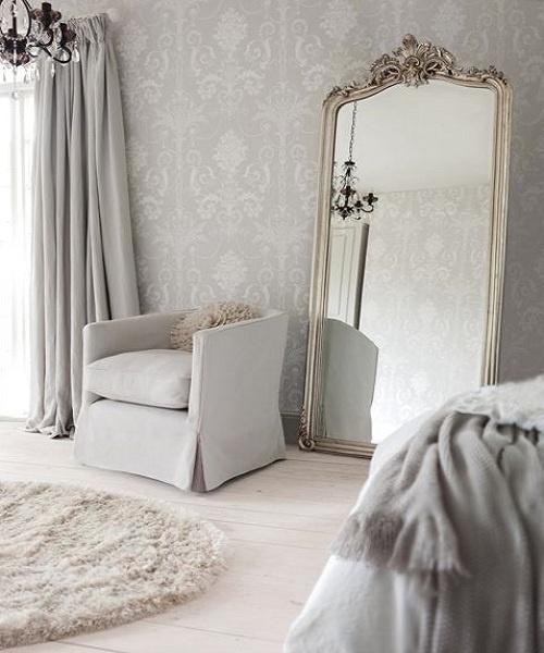 Casual chic espejo vestidor