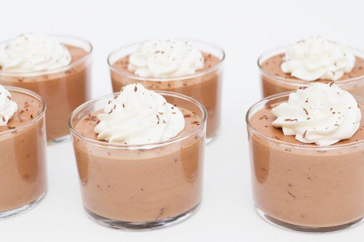 Chokolade mousse 10