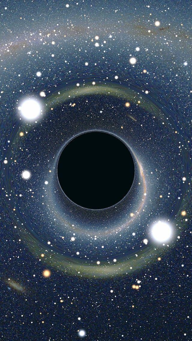 Black Hole 2018 Ios 11 Iphone X Wallpaper Background Hd Black Hole Wallpaper Black Hole Galaxies