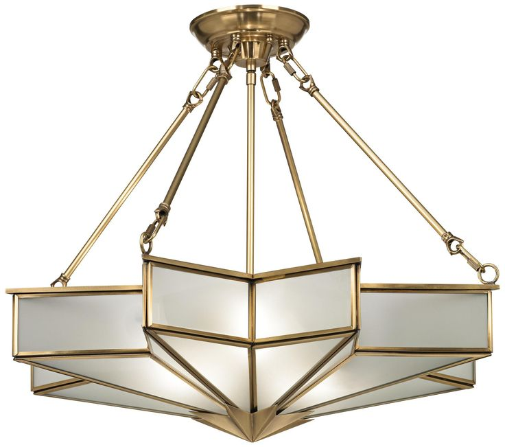 165 best let there be light images on pinterest for the home glass star 24 34 wide antique brass pendant light aloadofball Images