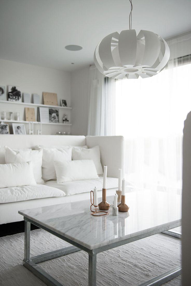 the all white, Rebecca Centren -