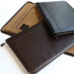 Corporate A4 Leather Compendiums
