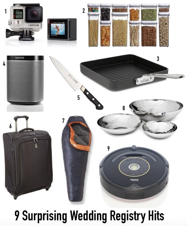 29 best wedding registry ideas images on pinterest for Things to put on a wedding registry