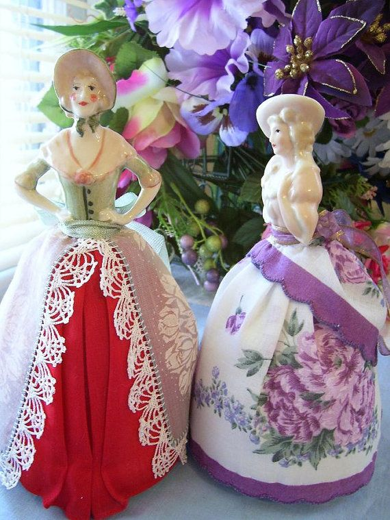 PDF Instant Delivery Pattern to complete a Half Doll by sewsallday