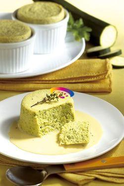 Flan di zucchine | Cucinare Meglio