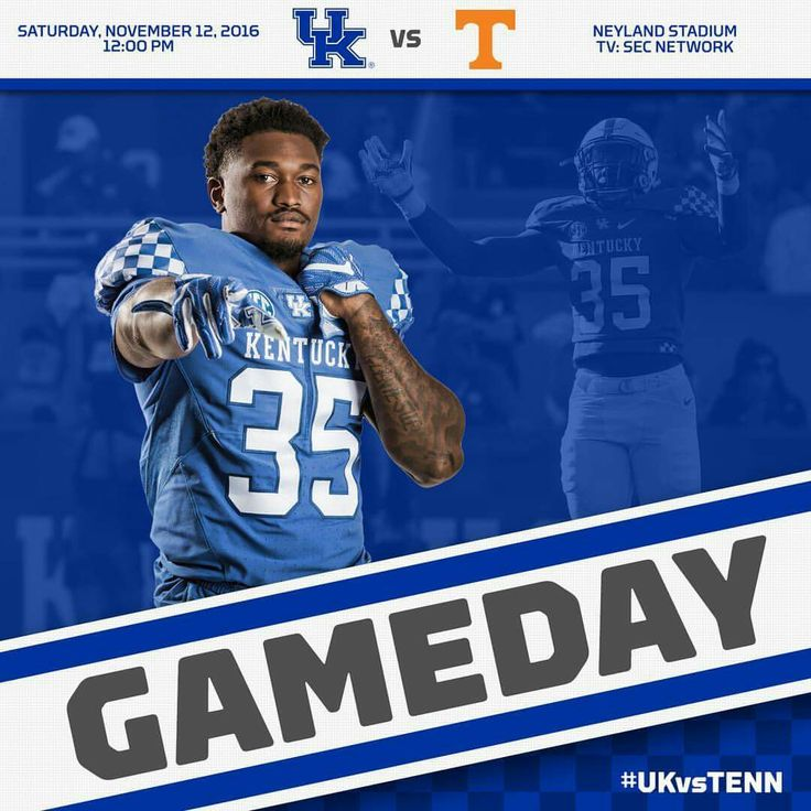 🏈Good morning, #BBN! It's Game Day! Kick off is set for Noon ET on the @secnetwork. Get to the #CatWalk at Gate 7! The buses are on the way to Neyland Stadium! #ukvstenn