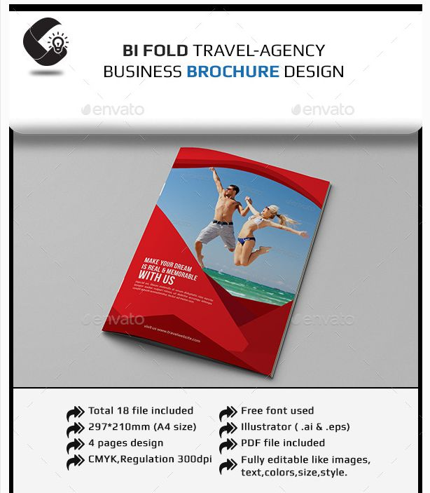 20 Travel Brochure Examples With Enticing Designs Travel - sample travel brochure