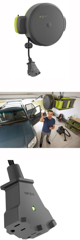 Garage Door Parts and Accs 179687: Retractable Electrical Cord Reel Accessory Ryobi Smart Garage Door Opener System -> BUY IT NOW ONLY: $83.2 on eBay!